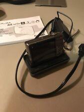 Exilim Ex - Z700 Gray Silver 7.2 Mega Pixels Camera Bundle EUC