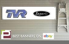 TVR Sagaris Workshop / Garage Banner, Man Cave