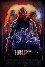 """HELLBOY Movie Poster [Licensed-NEW-USA] 27x40"""" Theater Size"""