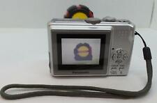 Panasonic Lumix DMC-LS70 7.2MP Digital Camera - Silver 3x Zoom