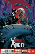 Wolverine and the X-Men #8 Comic Book 2014 - Marvel