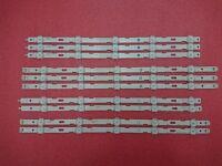 10pcs LED strip Replacement for LG 42LN5200 6916L-1402A 6916L-1403A 1404A 1405A