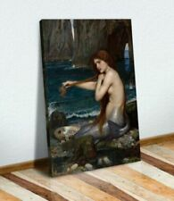 Reproduction John William Waterhouse Canvas Art Prints
