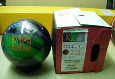 14# 1oz, TW 2.78, Pin 3.5-4 Roto Grip 2018 HP4 NO RULES PEARL  Bowling Ball