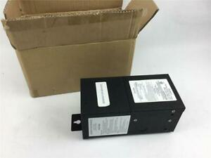AT 75W XFMR Only By Tech Lighting 700AT075T Black Finish Single Feed Transformer
