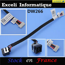 véritable Dell Latitude E5420 DC Jack Câble prise d'alimentation Port 0xw85c pc