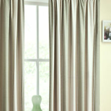 Pair of Twilight Ready Made Blockout Thermal Curtains