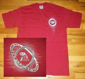 Alabama Crimson Tide Elephant Mascot Big Al vintage t shirt L college football