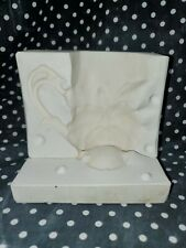 Toni's Molds 01 Flower Coffee Cup Ceramic Slip Casting Mold