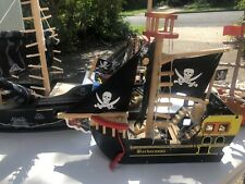 Pirate Ships X 5 Great Condition