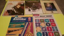 Accent on Achievement,Essentials of Music Theory and more