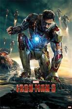 POSTER 5966 B11 OR 22 X 34 IRON MAN 3 - ONE SHEET