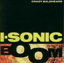 CRAZY BALDHEADS I-Sonic Boom CD NEW
