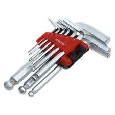 Metric Hex Key Allen Wrench Set Long Short Arm Ball End