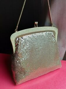 Vintage Oroton Glowmesh Purse/ Handbag - Like New Condition