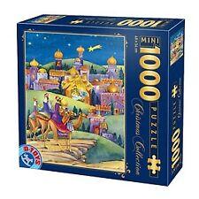 DT67371-CM01 - * D-Toys Jigsaw Noël Mini 1000pc-No.1