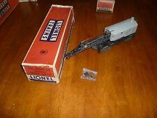 Original Postwar Lionel #6560 Gray Crane in Original Box 1955 Only