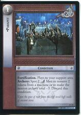 Lord Of The Rings CCG Card BohD 5.U87 Parapet