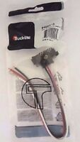 TRUCK-LITE 94993-3 Stop/Turn/Tail Plug Pigtail, Right Angle PL-3, 16 Gauge GPT