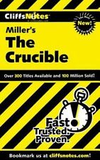 The Crucible by Arthur Miller, Cliffs Notes (2000, Paperback)