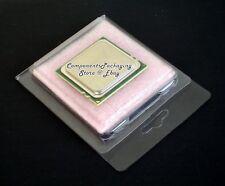 100 AMD Procesor CPU Clamshell Case + Static Free Foam for Socket AM4 AM3 AM2