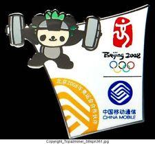 OLYMPIC PIN BEIJING 2008 CHINA MOBILE SPONSOR  MASCOT