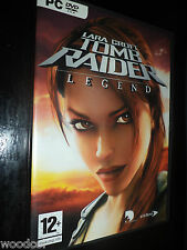 Tomb Raider: Legend   pc game  lara croft