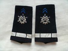 FOURREAUX EPAULETTES ARMEE FRANCE MATERIEL ASPIRANT OFFICIER Occasion ORIGINAL