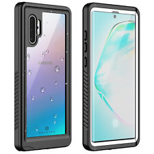 For Samsung Galaxy Note 10+ Plus Waterproof Case Cover Fre with Screen Protector
