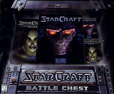 StarCraft Battle Chest by Blizzard Entertainment