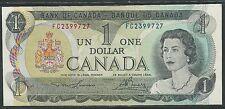 CANADA,  1 DOLLAR,  1973,  #85a,  LAWSON-BOUEY, CHOICE UNCIRCULATED