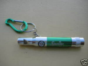 Sprite KEYCHAIN WHISTLE COMPASS FLASHLIGHT Multi Tool