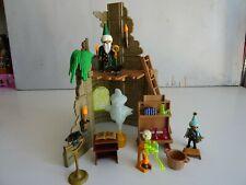 playmobil 3839  ,château ,tour de l'enchanteur