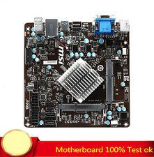 FOR MSI J1900I Motherboard Integrated CPU DDR3 Mini-ITX Mini 100% Test Work