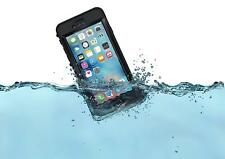 Lifeproof Case nüüd waterproof for Apple iPhone 6S  - BLACK - 77-52569