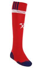 Adidas Unixex MLS Chicago Fire Traxion Premier Cushioned  Soccer Socks