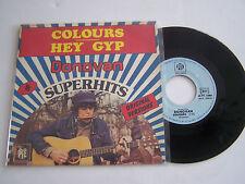 EP 4 TITRES  VINYL 45 T , DONOVAN , SUPER HITS COLOURS , HEY GYP . PYE 12083 .