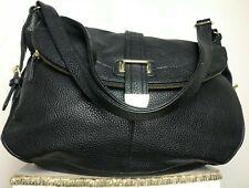 Dorothy Perkins Large & roomy handbag caroosover lightweight & folding black bag