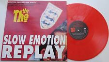 """The TheSlow Emotion Replay(659077 6)EU LIMITED EDITION 4 Track RED VINYL 12"""""""