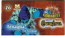 GORMITI  - ENERGHEIA - FANBUK - TENAGLIA - IL TERRIBILE - POPOLO  DEL MARE