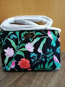 Kate Spade Wilson Road Hummingbird Floral Hand Bag New With Tags 😍