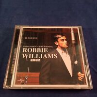 CD Robbie Williams Swing when you're winning Japanese edition