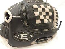 """9.5"""" Easton Z-Flex Baseball Glove T-Ball FITS Left Hand EKP9500 Black Gray Tan"""