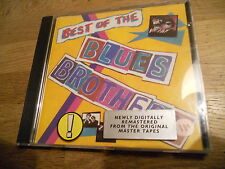 BEST OF THE BLUES BROTHERS 1980 CD ALBUM 10 TRACKS ATLANTIC RECORDS USED GERMANY