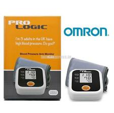Omron Pro Logic HEM-7101 Fully Automatic Upper Arm Blood Pressure Monitor  PL100