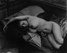 Willy Ronis Limited Edition Photo Print 30x40 Nu 1949 Akt Nude Nus B&W SW Corps
