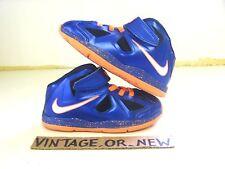 Nike LeBron X 10 Superhero 543566-401 sz 8.5C