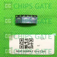 3PCS NCP1055ST100T3G SOT-223 Monolithic High Voltage Gated Oscillator Power Sw