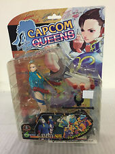 Street Fighter II Capcom Queens Beauty Fighters Collection Cammy Figure
