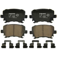 Disc Brake Pad Set Rear,Front Federated D1108